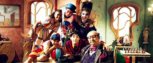 Castelo Rá-Tim-Bum   TV Cultura disponibiliza todos os episódios no YouTube