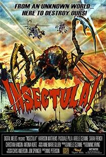 Insectula! - Poster / Capa / Cartaz - Oficial 2