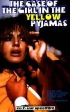 A Moça de Pijama Amarelo - Poster / Capa / Cartaz - Oficial 3