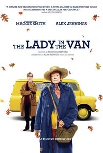 A Senhora da Van - Poster / Capa / Cartaz - Oficial 3
