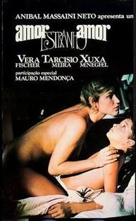 Amor Estranho Amor - Poster / Capa / Cartaz - Oficial 4