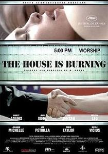 A Casa Está Queimando - Poster / Capa / Cartaz - Oficial 2