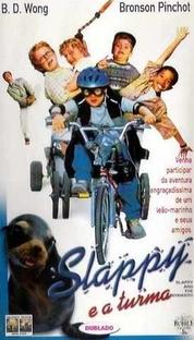 Slappy e a turma - Poster / Capa / Cartaz - Oficial 2
