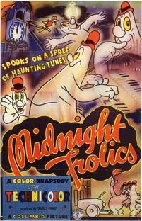 Midnight Frolics - Poster / Capa / Cartaz - Oficial 1
