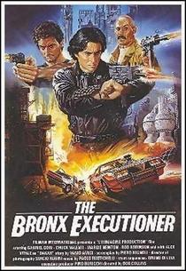 O Exterminador de Nova York - Poster / Capa / Cartaz - Oficial 2