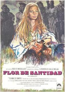 Flor de Santidad  - Poster / Capa / Cartaz - Oficial 1