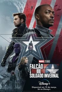 Falcão e o Soldado Invernal - Poster / Capa / Cartaz - Oficial 3