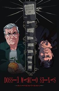 Dossiê Márcio Seixas - Poster / Capa / Cartaz - Oficial 3