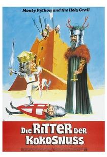 Monty Python em Busca do Cálice Sagrado - Poster / Capa / Cartaz - Oficial 3