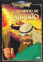 Coleção Bíblia Para Crianças - O Sacrifício de Abraão - Poster / Capa / Cartaz - Oficial 1