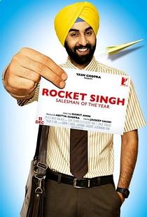 Rocket Singh: Salesman of the Year - Poster / Capa / Cartaz - Oficial 1