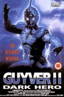 Guyver - O Herói das Trevas - Poster / Capa / Cartaz - Oficial 2