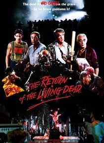 Return of the Living Dead: The Dead Have Risen - Poster / Capa / Cartaz - Oficial 1