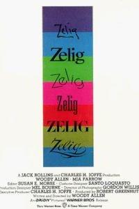 Zelig - Poster / Capa / Cartaz - Oficial 3