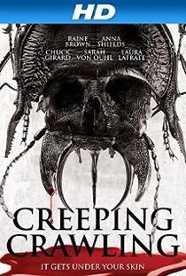 Creeping Crawling - Poster / Capa / Cartaz - Oficial 1