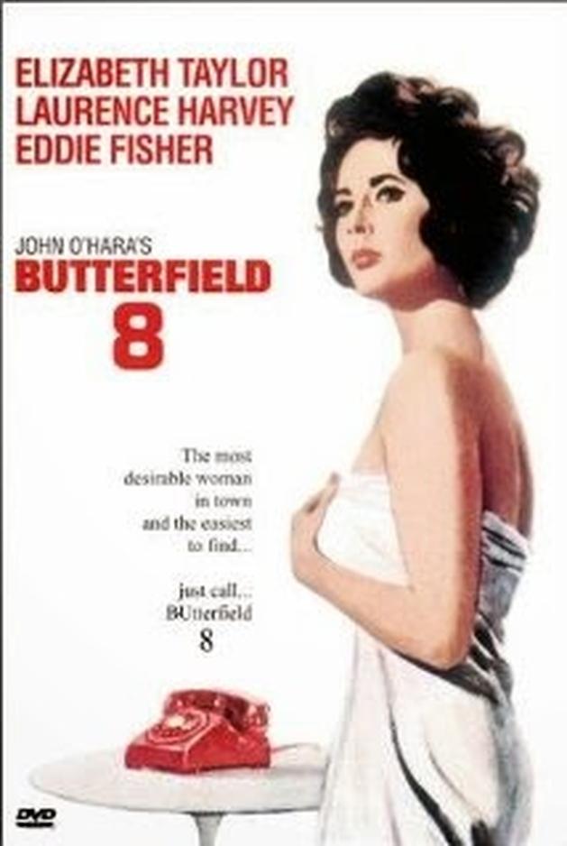 Review | BUtterfield 8 (1960) Disque Butterfield 8
