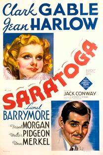 Saratoga - Poster / Capa / Cartaz - Oficial 1