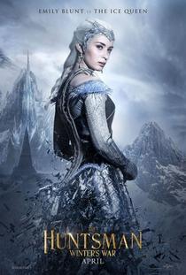 O Caçador e a Rainha do Gelo - Poster / Capa / Cartaz - Oficial 7