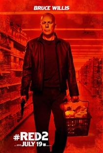 RED 2: Aposentados e Ainda Mais Perigosos  - Poster / Capa / Cartaz - Oficial 8