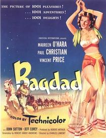 Bagdad - Poster / Capa / Cartaz - Oficial 1