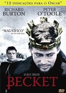 Becket, O Favorito do Rei - Poster / Capa / Cartaz - Oficial 11