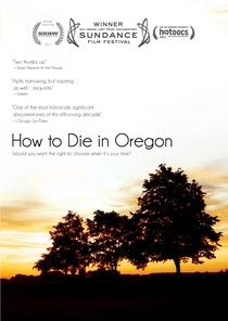 Como Morrer em Oregon - Poster / Capa / Cartaz - Oficial 2