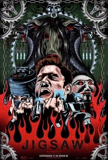 Jogos Mortais: Jigsaw - Poster / Capa / Cartaz - Oficial 18
