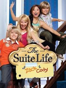 Zack & Cody: Gêmeos em Ação (3ª Temporada) - Poster / Capa / Cartaz - Oficial 1