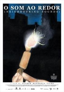 O Som Ao Redor - Poster / Capa / Cartaz - Oficial 7