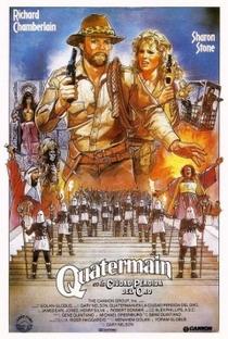 Allan Quatermain e a Cidade do Ouro Perdido - Poster / Capa / Cartaz - Oficial 4