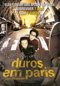 Duros em Paris - Poster / Capa / Cartaz - Oficial 1
