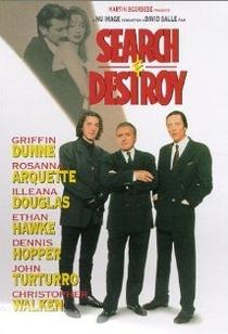 Cercar e Destruir - Poster / Capa / Cartaz - Oficial 1
