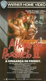 A Hora do Pesadelo 2: A Vingança de Freddy - Poster / Capa / Cartaz - Oficial 3