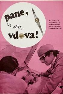 You Are a Widow, Sir - Poster / Capa / Cartaz - Oficial 1
