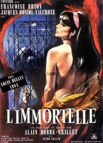 L'immortelle - Poster / Capa / Cartaz - Oficial 1