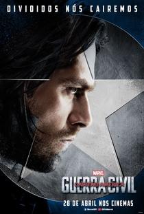 Capitão América: Guerra Civil - Poster / Capa / Cartaz - Oficial 26