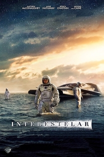 Interestelar - Poster / Capa / Cartaz - Oficial 24
