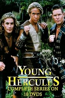 O Jovem Hércules (1ª Temporada) - Poster / Capa / Cartaz - Oficial 2