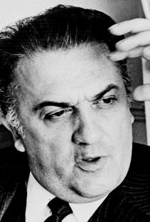 Federico Fellini - Poster / Capa / Cartaz - Oficial 1