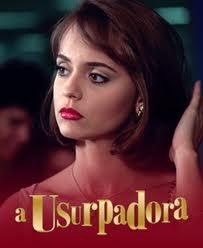 A Usurpadora - Poster / Capa / Cartaz - Oficial 5