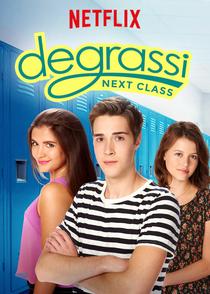 Degrassi: Next Class (1ª Temporada) - Poster / Capa / Cartaz - Oficial 2