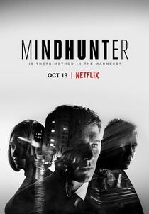 Mindhunter (1ª Temporada) - Poster / Capa / Cartaz - Oficial 1