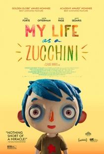 Minha Vida de Abobrinha - Poster / Capa / Cartaz - Oficial 7