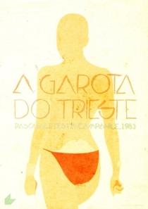 A Garota de Trieste - Poster / Capa / Cartaz - Oficial 5