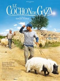 O Porco de Gaza - Poster / Capa / Cartaz - Oficial 1