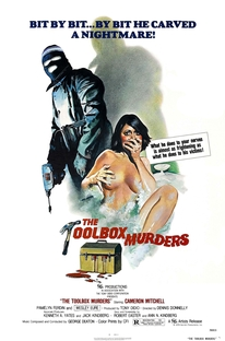 The Toolbox Murders - Poster / Capa / Cartaz - Oficial 1