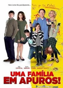 Uma Família em Apuros - Poster / Capa / Cartaz - Oficial 2