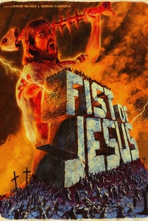 Fist of Jesus - Poster / Capa / Cartaz - Oficial 1