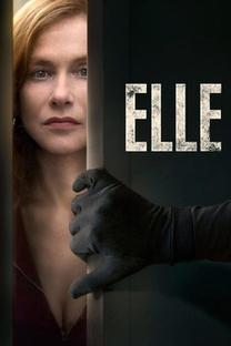 Elle - Poster / Capa / Cartaz - Oficial 2