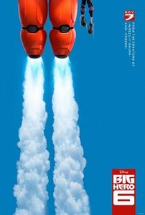 Operação Big Hero - Poster / Capa / Cartaz - Oficial 4